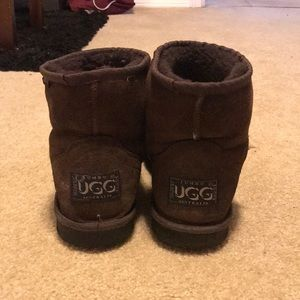 Low ugg boots *authentic*
